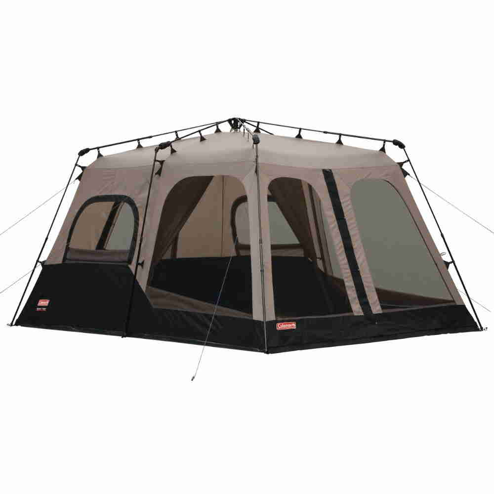 Coleman Instant Tent 10 Without Rainfly