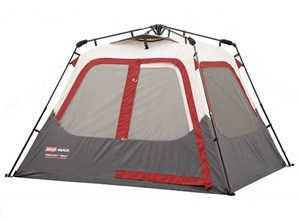 Coleman Max Instant Tent 4 Without Rainfly