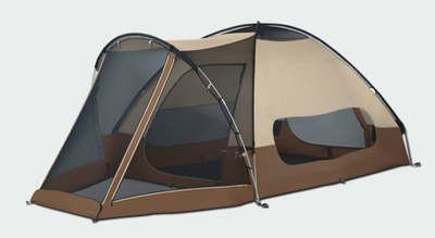 This is one of the few family dome tents that offers a front screen room. & Eureka Grand Manan Tent u2022 Campetent