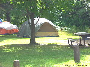 Tent Camping at campetent.com